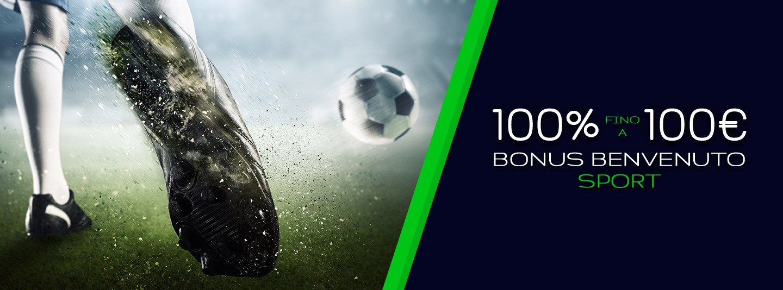 Sports betting 100% bonus livebetting bwin